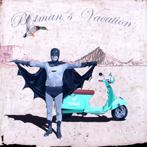 Batman´s vacations